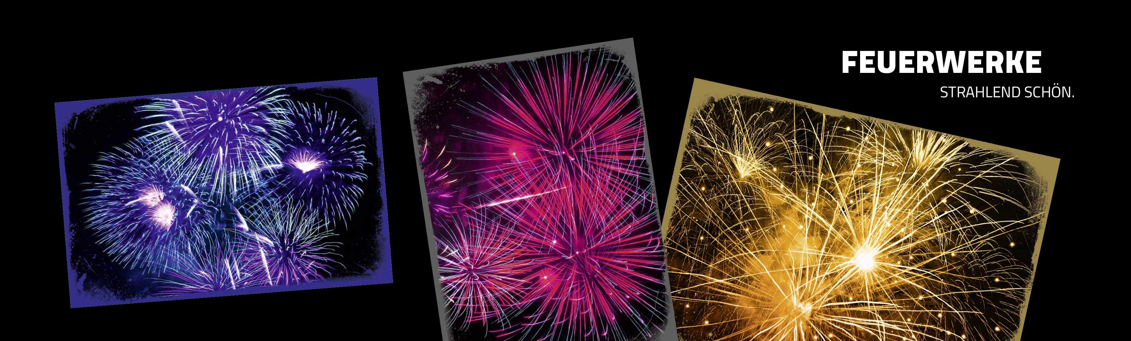 3VPlus Feuerwerk für Silvester