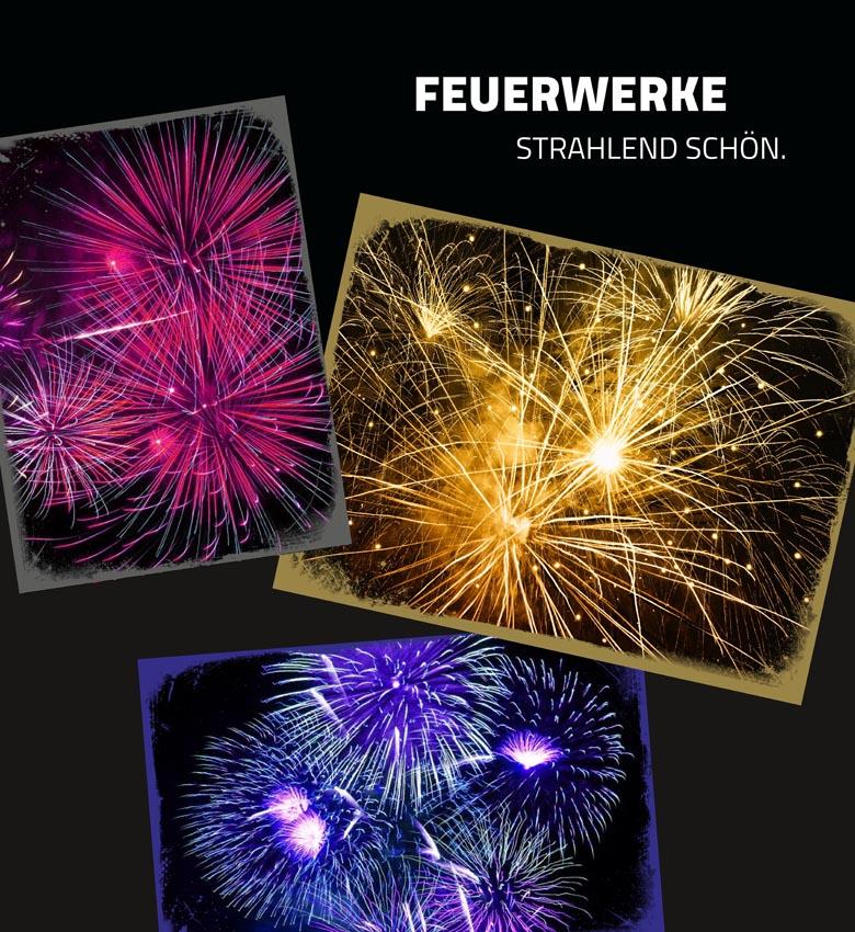 3VPlus Feuerwerk und Glücksbringer